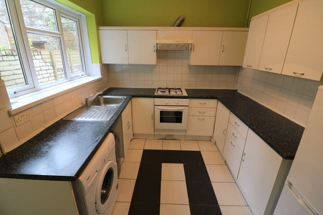 Thumbnail End terrace house for sale in Caroline Street, Newport, Gwent