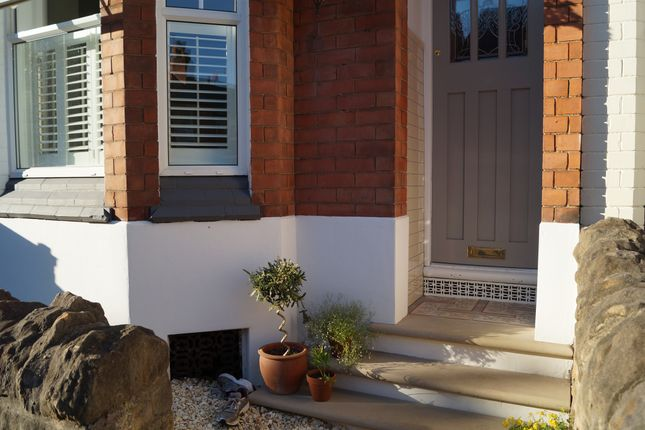 Thumbnail Terraced house for sale in Sedgley Avenue, Sneinton, Nottingham