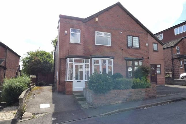 3 bed semi-detached house for sale in Crescent Grove, Hartshill, Stoke-On-Trent