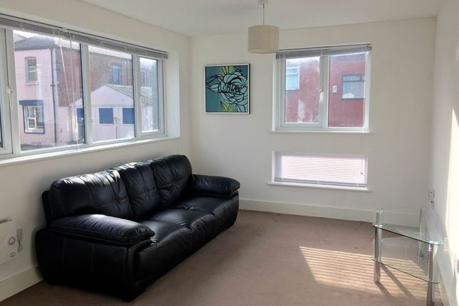 Thumbnail Flat to rent in Ashley Court, Hall Street, Pendlebury