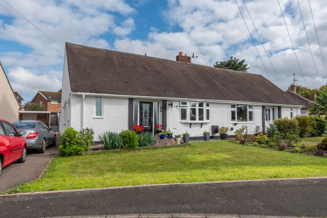 2 bed semi-detached bungalow for sale in Dorsett Road, Heath Hayes, Cannock WS12