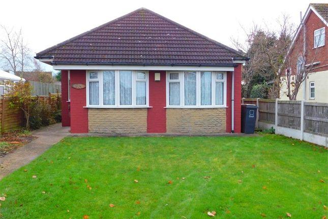 Thumbnail Detached bungalow for sale in Walkerith Road, Morton, Gainsborough, Lincolnshire