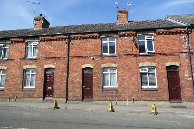 Thumbnail Terraced house to rent in Croft Road, Cosby, Leicester