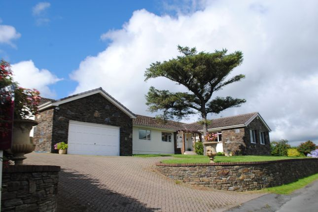 5 bed bungalow for sale in Clay Head Road, Baldrine, Isle Of Man