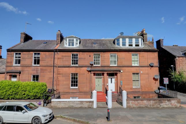 Front of Laurieknowe, Dumfries DG2