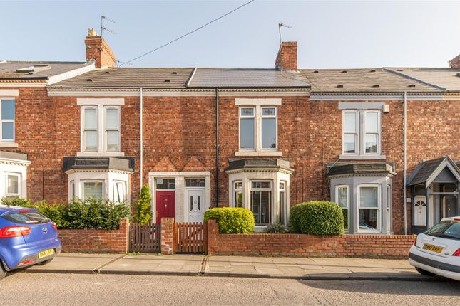 Thumbnail Terraced house for sale in Warwick Street, Heaton, Newcastle Upon Tyne