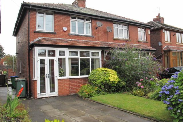 Thumbnail Semi-detached house to rent in Sycamore Avenue, Heywood