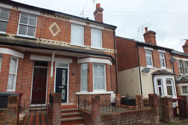 Thumbnail Terraced house to rent in Beecham Road, Reading
