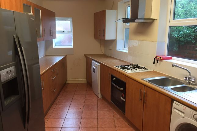 Thumbnail 5 Bed Terraced House To Rent In 95 Fern Avenue Jesmond Jesmond