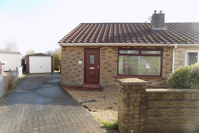 2 bed semi-detached bungalow for sale in Dol Wen, Pencoed, Bridgend . CF35
