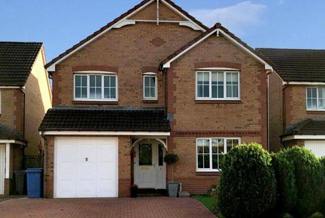 Thumbnail Detached house for sale in 5 Badger Brook, Broxburn, Broxburn
