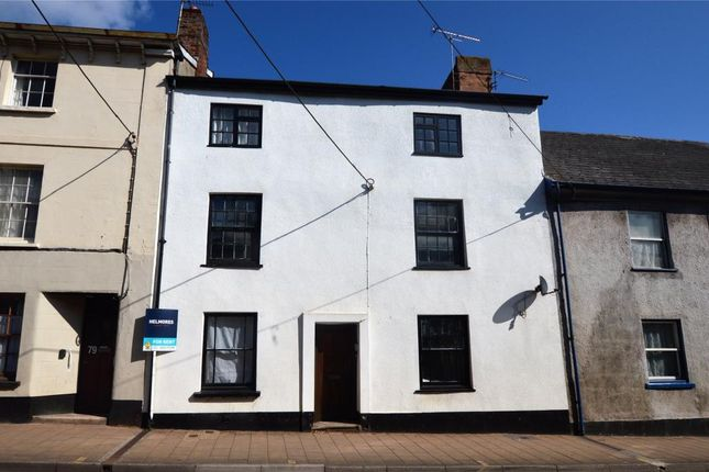 Thumbnail Flat for sale in High Street, Crediton, Devon