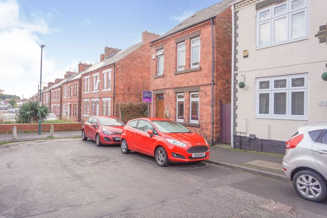 Thumbnail Semi-detached house for sale in Minerva Street, Bulwell