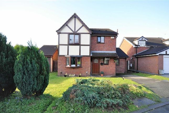 Thumbnail Detached house for sale in Boothcote, Audenshaw, Manchester, Greater Manchester