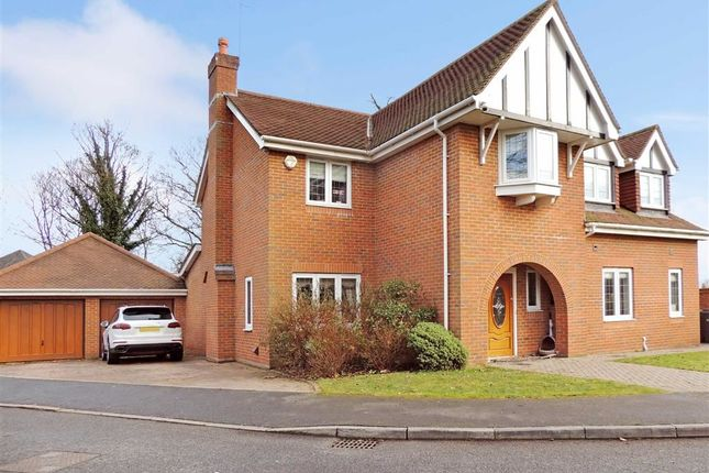 Thumbnail Detached house to rent in Willow Mead, Romiley, Stockport