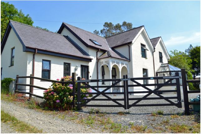 Thumbnail Country house for sale in Brongest, Newcastle Emlyn