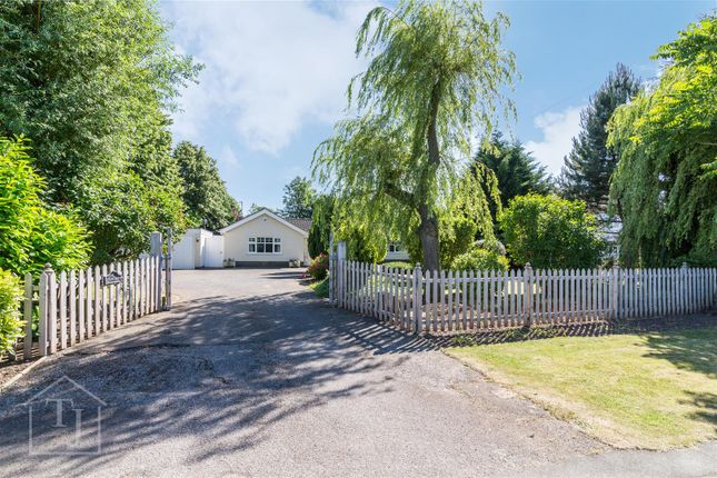 Thumbnail Detached bungalow for sale in Caythorpe Road, Caythorpe, Nottinghamshire