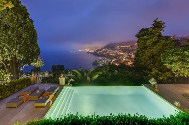 Thumbnail Property for sale in Cap Martin, French Riviera, 06190