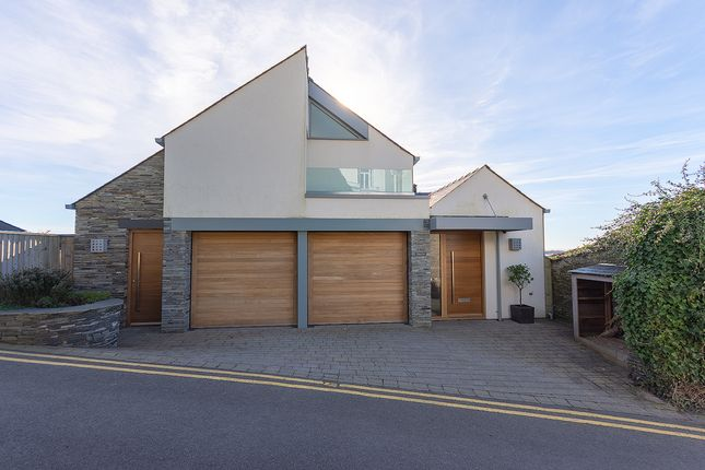 Thumbnail Detached house for sale in Crows Nest, Aberdovey