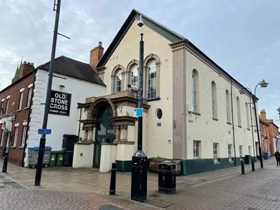 Thumbnail Office for sale in Former Registry Office, Church Street, Tamworth, Staffordshire