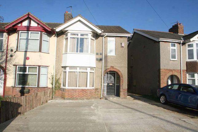 Thumbnail Semi-detached house to rent in Green Road, Risinghurst, Headington