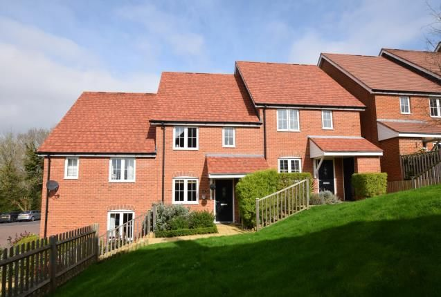 Thumbnail Terraced house for sale in Treetops Way, Heathfield, East Sussex