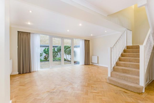 3 bed terraced house to rent in Acacia Gardens, St. Johns Wood, London NW8