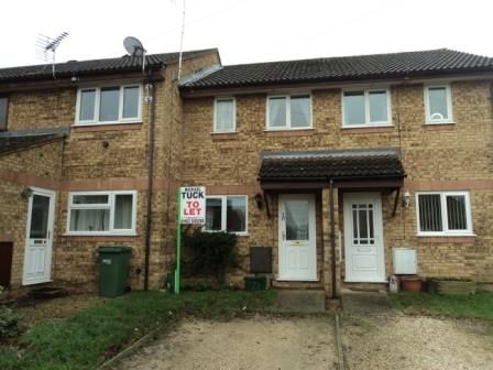 Thumbnail Terraced house to rent in Cherry Close, Hardwicke, Gloucester