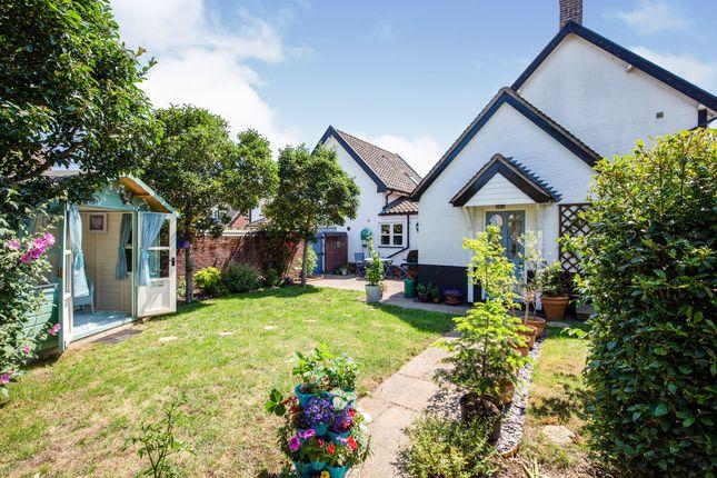 Thumbnail End terrace house for sale in Attleborough, Norfolk