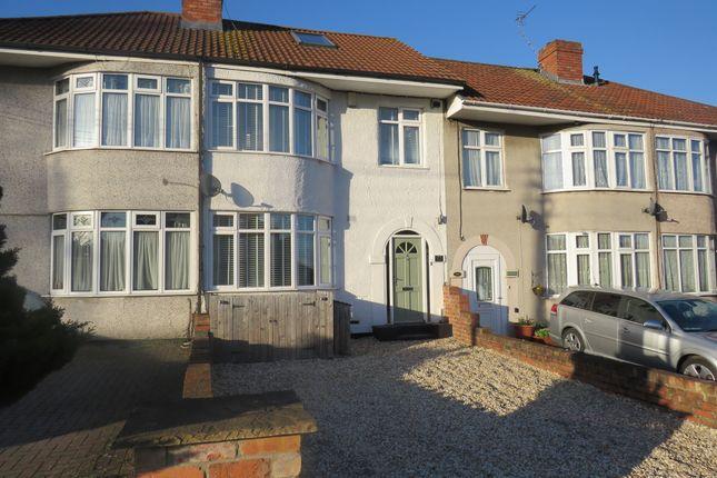 Thumbnail Terraced house for sale in New Cheltenham Road, Kingswood, Bristol