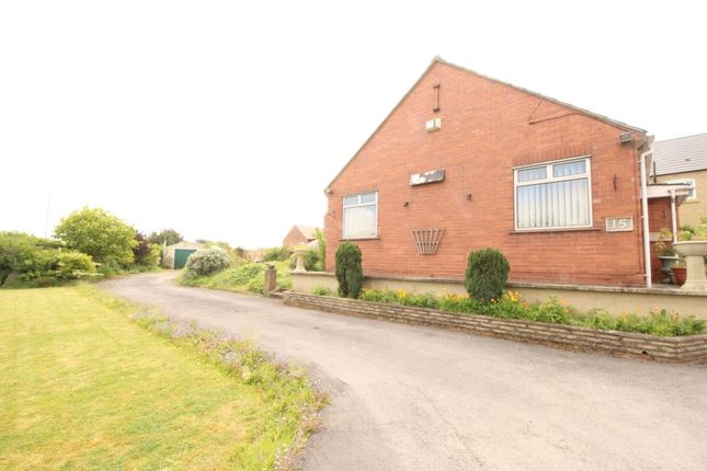 Thumbnail Bungalow for sale in Great Gutter Lane West, Willerby, Hull