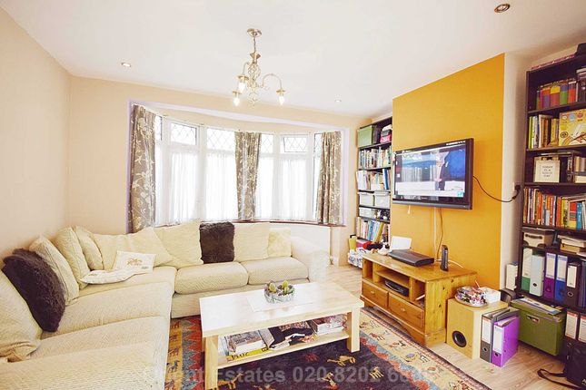 Thumbnail Terraced house for sale in Colindale, London
