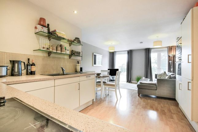 1 bed flat for sale in Royles Square, South Street, Alderley Edge, Cheshire SK9