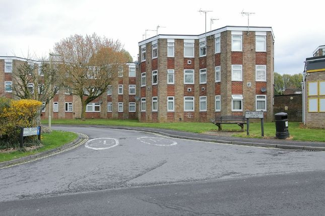 Outside of The Hexagon, Andover SP10