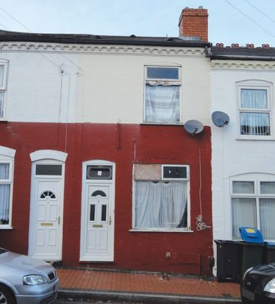 Thumbnail Terraced house for sale in Laundry Road, Smethwick, West Midlands