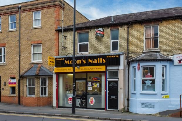 Thumbnail Retail premises for sale in Castle Street, High Wycombe