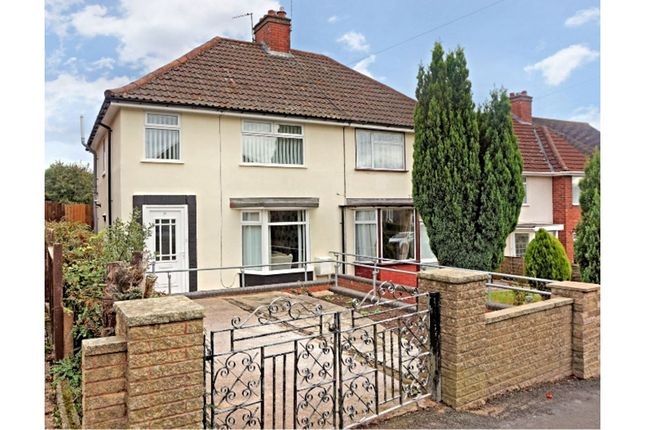 Thumbnail Semi-detached house for sale in Hill Top Road, Oldbury