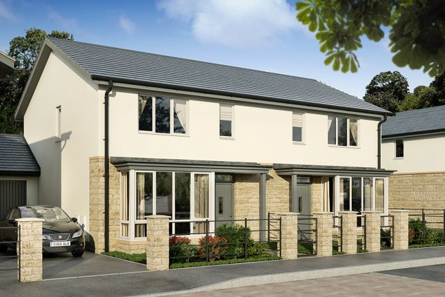 """3 bedroom semi-detached house for sale in """"The Saguso 2"""" at Beckford Drive, Lansdown, Bath"""