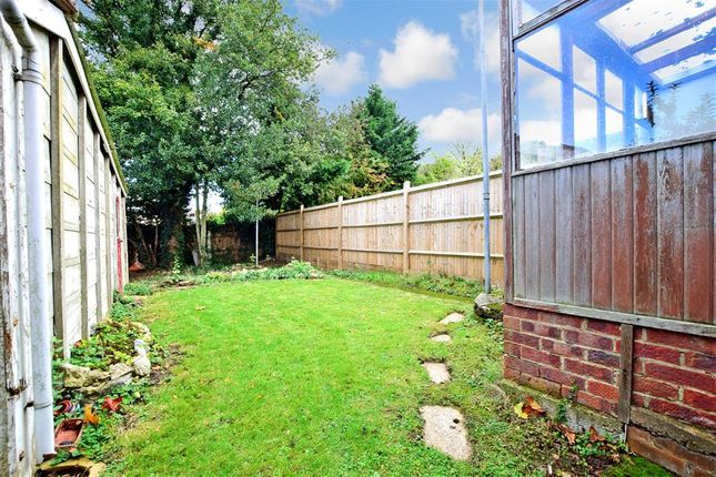 Rear Garden of Richmond Way, Loose, Maidstone, Kent ME15