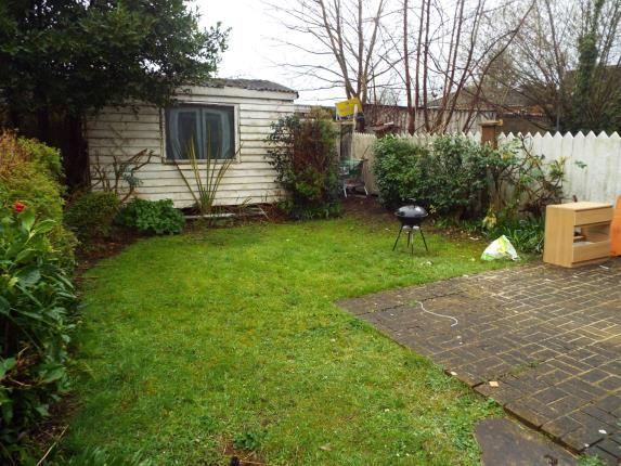 Garden of Polygon, Southampton, Hampshire SO15