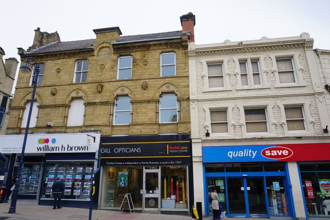 Thumbnail Flat to rent in Corporation Street, Apartment 2, Dewsbury, West Yorkshire