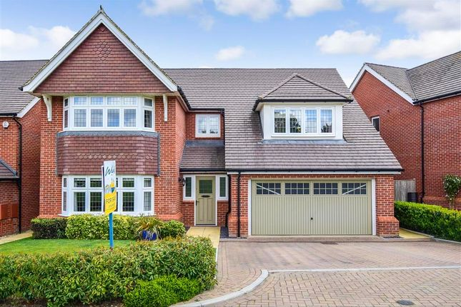 5 bed detached house for sale in Henrys Drive, Aylesford, Kent ME20