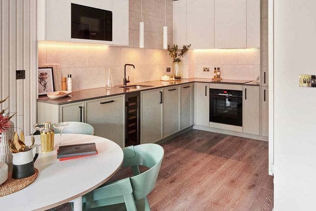 Thumbnail Flat for sale in Building 10, Royal Arsenal Riverside Woolwich
