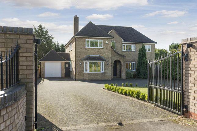 Thumbnail Detached house for sale in Bishopton Lane, Stratford-Upon-Avon, Warwickshire