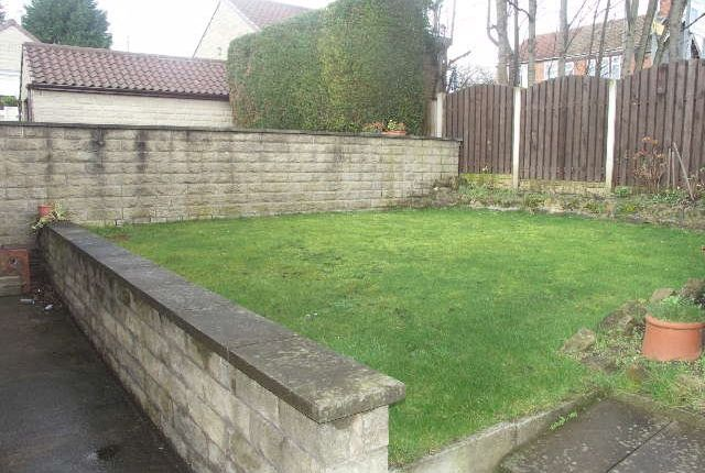 Thumbnail Semi-detached bungalow to rent in Glebe Close, Mexborough
