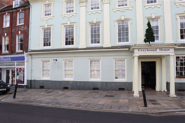 Thumbnail Restaurant/cafe to let in Greyhound House, 2 Market Place, Blandford Forum, Dorset