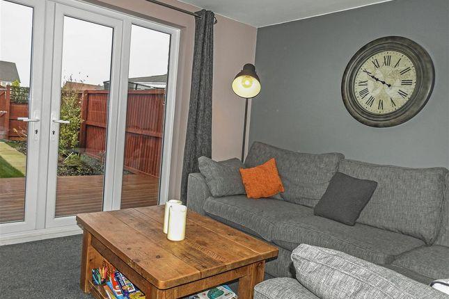 Lounge of Suffolk Court, Buckshaw Village, Chorley PR7