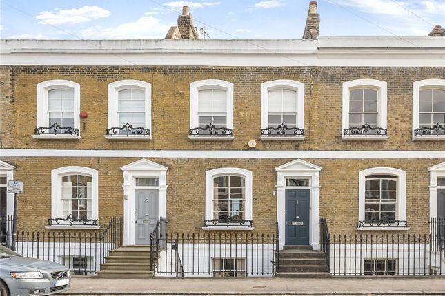 Thumbnail Terraced house for sale in Arlington Avenue, Islington, London
