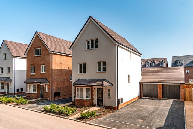 Thumbnail Detached house for sale in Roundstone Lane, Cresswell Park, Angmering, West Sussex
