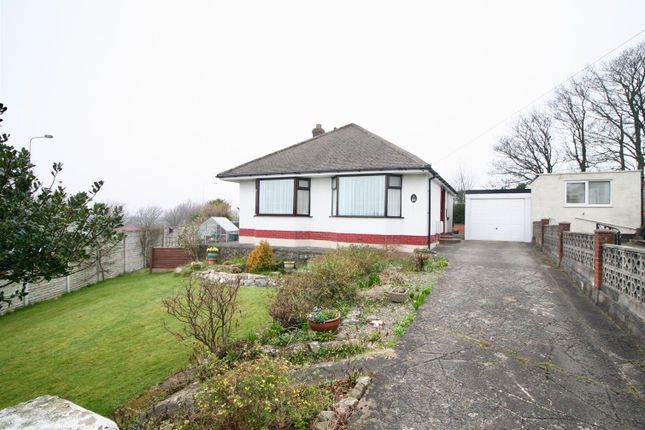 Thumbnail Detached bungalow for sale in Whin Avenue, Bolton Le Sands, Carnforth